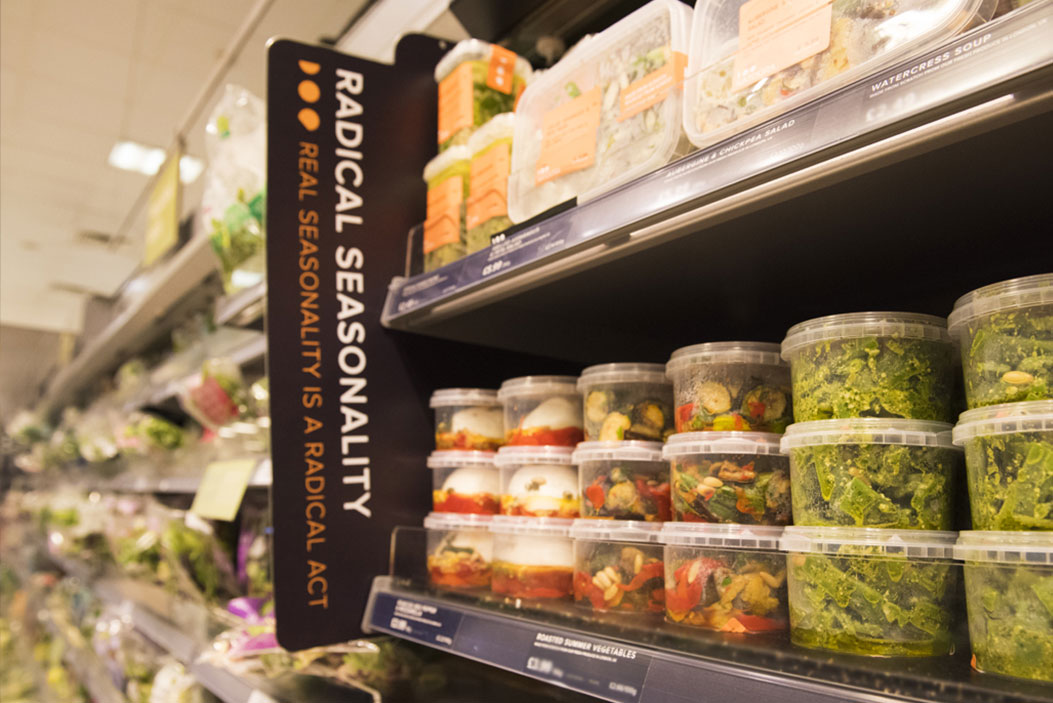 Natoora Waitrose shop