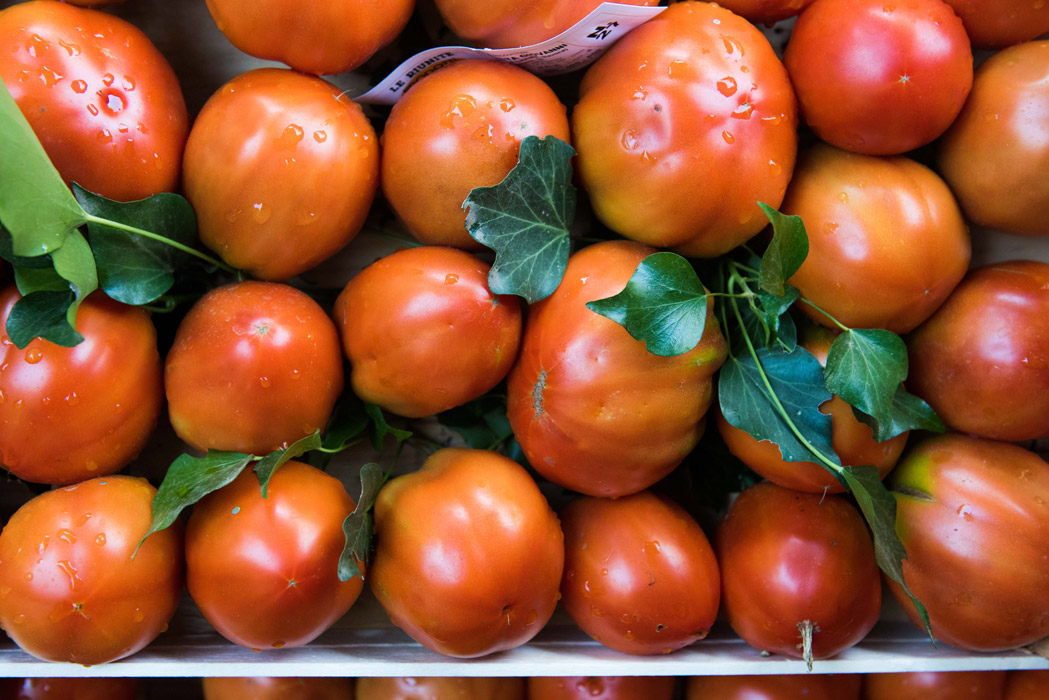 Natoora Ligurian Bulls Heart Tomatoes Our Produce - Map of tomato distributors in us
